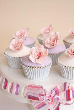 cupcakes fleuris / floral cupcakes