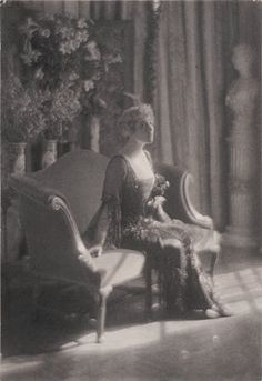 Portrait of Mrs Madeleine John Jacob Astor