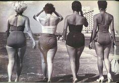 Natural curves.  Beautiful Cuban women.