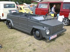 Thing by VW Volkswagen Thing, Vw, Skate, Vehicles, Car, Vehicle, Tools