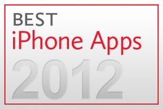 Best iPhone Apps of 2012…So Far