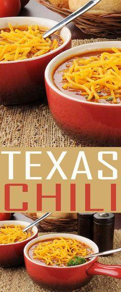 This Texas Chili rec