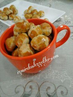 Corekotlu mini kurabiye