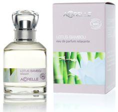 Apa de parfum BIO Acorelle Bambou Lotus - http://produse.cataloglifecare.com/apa-de-parfum-bio-acorelle-bambou-lotus/