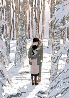 Korean Artist Illustrates The Daily Life Of A Loving Couple In An Intimate Way Paar Illustration, Korean Illustration, Couple Illustration, Cute Couple Drawings, Cute Couple Art, Aesthetic Art, Aesthetic Anime, Cute Love Cartoons, Cute Anime Couples