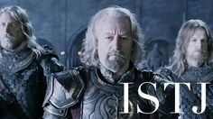 Theoden ISTJ | The Book Addict's Guide to MBTI