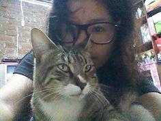 Mocho fuiste un gatito único 😻 te tendre en mi mente 🙊💬