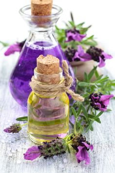 Essential oil and lavender. by  Vitalina Rybakova on 500px