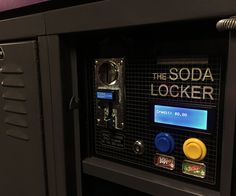 """Lockers just aren't what they used to be. With so many schools moving to electronic devices for books, lockers become less of a space for your books, and more of a question of: """"What am I going to do with this?""""What if you could use that space for your own vending machine? In this Instructable, I'll tell you how I came up with the idea, how I designed it, how I solved a few problems along the way, and how it all turned out! So pop open a can of your favorite drink an..."""