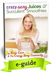 Crazy Sexy Juices & Succulent Smoothies | On Sale Now! Plus Crazy Sexy Vitamix + Breville Juicer Giveaway