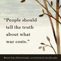 Pax: Sara Pennypacker, Jon Klassen: 9780062377012: Amazon.com: Books