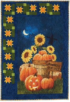 Try this take on a special fall quilt. Fabric Panel Quilts, Strip Quilts, Patch Quilt, Fabric Panels, Quilt Blocks, Heart Quilt Pattern, Quilt Patterns, Quilting Projects, Quilting Ideas