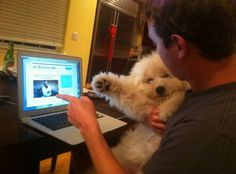 Mark Zuckerberg's Dog Beast Rules Facebook