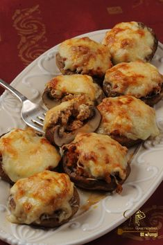 Hungarian Recipes, Easy Chicken Recipes, Cauliflower, Shrimp, Dinner Recipes, Sweets, Vegetables, Cooking, Food