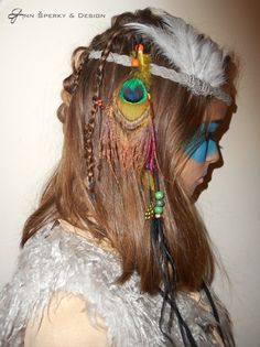 indiánka Hair Styles, Beauty, Hair Plait Styles, Hair Makeup, Hairdos, Haircut Styles, Hair Cuts, Hairstyles, Beauty Illustration