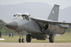 RAAF F-111G A8-271 taxis out at Amberley 2006