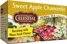 Sweet Apply Chamomile Tea, sounds so yummy!