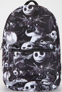The Nightmare Before Christmas Jack Skellington Backpack