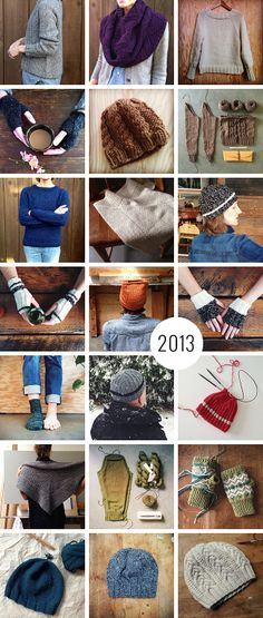 2013: One knitter's year in review