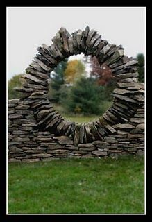 """from the stone art blog- the work shown here is """" by Vermont Stonemason/ Artist Thea Alvin who is also an instructor at the Yestermorrow Design/Build School in Warren, Vermont, where she is running courses in 'The Art of Stone' and 'Masonry Restoration'. She is also in the process of writing a book."""" and has a website  http://www.myearthwork.com./"""