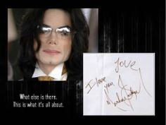 Michael Jackson Quote Zita Ost Design@2013