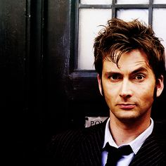 """It's Tuesday and I am single. This calls for an excess of Tennant."" <-repinning purely for this caption."