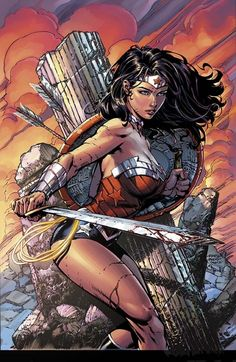 Wonder Woman | The New 52 Group Solicits, Part 2 (November 2014) | DC Comics