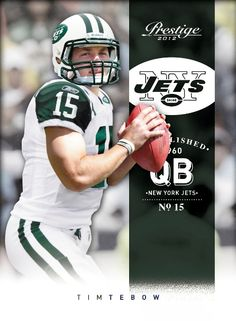 First look at Tebow in Green & White, I will now be a Jets Fan!!!