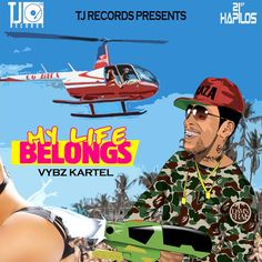 Vybz Kartel Express His Feelings In New Single Titled My Life Belongs Produced By TJ Records Skip To