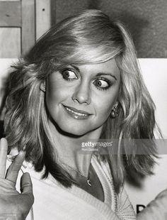 Olivia Newton-John Feb 1980