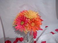 Summer Colors for your perfect bridal bouquets at artisticfloraldesign.com