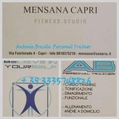 Personal Trainer - Fitness Trainer - Coach
