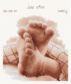 Baby feet 1/2