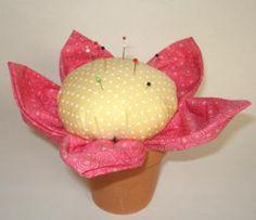 Blog Claudia Tenório: Transforme um vaso de cerâmica em um lindo alfinet...
