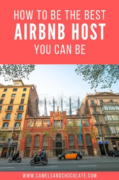I have used Airbnb as a guest all around the world, and I know what it takes to keep Airbnb guests happy. You want to ensure your guests have a great time and not only want to come back but also refer your place to their friends. I put together a list of a few things that I always appreciate out of a top-notch Airbnb host. | Camels & Chocolate #airbnb #hostingtips #airbnbhost
