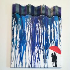 Crayon art I think is very cool, which I will try one day.