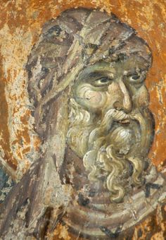 Преподобные Fresco, Byzantine Icons, Byzantine Art, Tempera, High Art, Orthodox Icons, Mural Painting, Pompeii, Christian Art