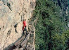 Puente Inca http://condetravel.travel/ #Camino Inca