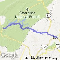 Tennessee Motorcycle Roads Rides Best Tennessee Motorcycle - Interactive Motorcycle Map Of The Us