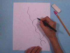 How to draw Mesopotamia