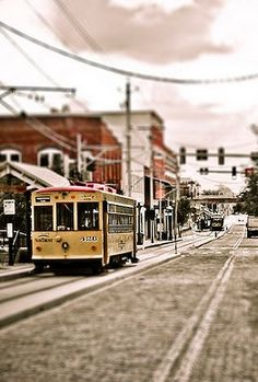 ybor city in tampa, florida....lots of fun nights spent here!