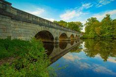 Five Arch Bridge in Virginia