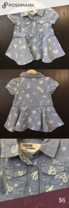 3/6M Genuine Kids infant girls dress Super cute and in excellent condition Genuine Kids Dresses Casual