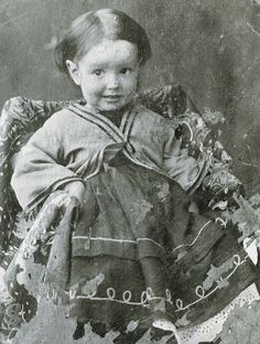 Photo of Lucy Crouse [1861-1871] - daughter of Layton Crouse & Katherine Thomas. Reproduction, professional photograph, no photographer listed. The Crouse Series photographs were owned and shared by Scott & Teresa (Crouse) Roberts with the Greene Connections: Greene County, Pennsylvania Photo Archives Project in 2005. The Crouse Series is a part of the Scott & Teresa (Crouse) Roberts Collection.