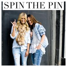 SPIN THE PIN SEPTEMPER EDITION {Fashion Challenge with @iCurvy} | The Illusive Femme