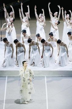 Edinburgh International Festival 2011 - National Ballet of China