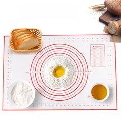 Baking Silicone Measurement Mat Price: 9.95 & FREE Shipping - - - - - #cakesinstyle #homebaker #wakenbake #bakedgoods #bakerylife #freshlybaked #lovetobake