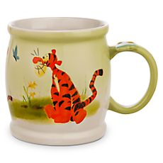 Tigger Watercolor Mug