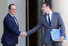 « Alertez les bébés », chantait Jacques Higelin dans les années 1970. Si le grand Jacques faisait de la politique (heureusement, il s'en moque), il poétiserait aujourd'hui : « Alertez les électeurs !» Car oui, un danger souterrain nous menace : le retour de François Hollande, ou du moins de son spectre, son double, son enfant extra-utérin, son Golem, j'ai nommé Emmanuel Macron, le fantôme de Hollande.