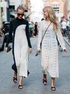 Copenhagen Street Style | Source: style.com